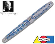 ACME Cinema San Diego by Frank Lloyd Wright Rollerball Pen