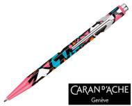 Caran d'Ache 849 Street Art Pink Ballpoint Pen