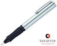 Sheaffer Award Brushed Chrome Ballpoint Pen