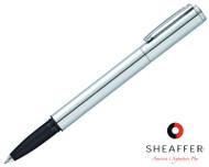 Sheaffer Award Brushed Chrome Rollerball Pen