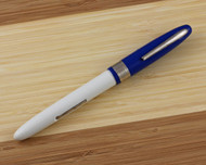 Wearever Supreme Fountain Pen Blue White Medium