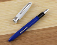 Wearever Supreme Fountain Pen White Blue Medium