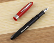 Wearever Supreme Fountain Pen Red Black Medium