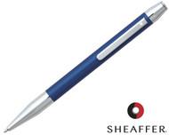 Sheaffer Defini Matte Blue Ballpoint Pen