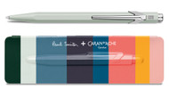 Caran d'Ache 849 PAUL SMITH Pistachio Green Limited Edition Ballpoint Pen
