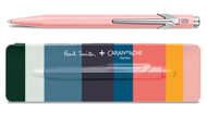 Caran d'Ache 849 PAUL SMITH Rose Pink Limited Edition Ballpoint Pen