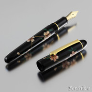 Platinum #3776 Sakura Fountain Pen