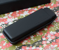 Porsche Design Two Pen Case Black