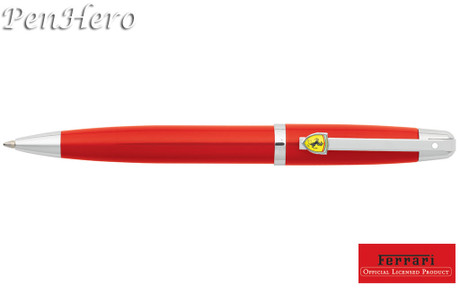 Sheaffer Ferrari 500 Red Ballpoint Pen
