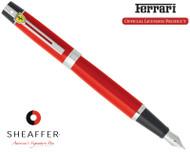 Sheaffer Ferrari 300 Red Fountain Pen