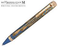 The Metropolitan Museum of Art Tiffany Mosaic Column Ballpoint Pen