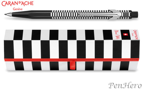 Caran d'Ache 849 Fixpencil Mario Botta Black 2 mm Mechanical Pencil