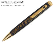 The Metropolitan Museum of Art Hieroglyphics Ballpoint Pen