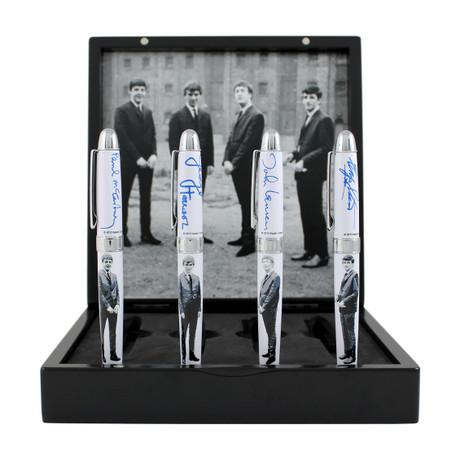 ACME The Beatles: LIVERPOOL 4-Pen Set