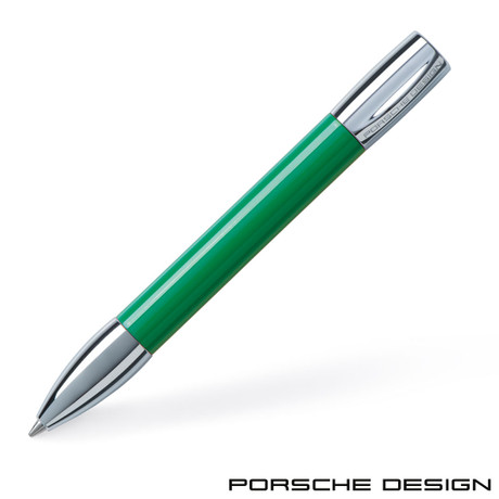 Porsche Design P3140 ShakePen Green Ballpoint Pen