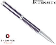 Sheaffer Intensity Deep Violet Striped Rollerball Pen