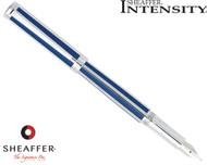 Sheaffer Intensity Ultramarine Striped Fountain Pen