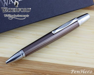 Waterford Kilbarry Lined Black Ballpoint Pen