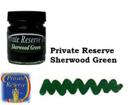 Private Reserve Bottled Ink - Sherwood Green