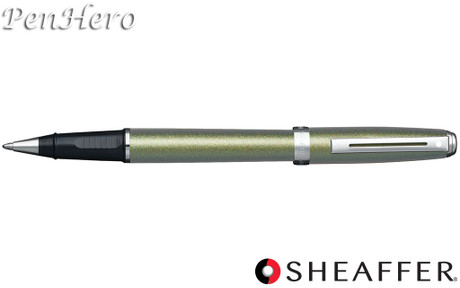 Sheaffer Prelude Chameleon Incandescent Green N/T Rollerball Pen