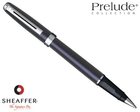 Sheaffer Prelude Chameleon Luminous Purple N/T Rollerball Pen