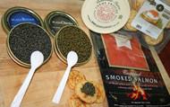 King of Persia Caviar Treat