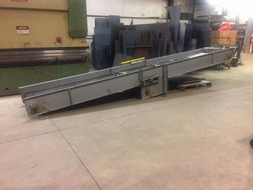 "32"" wide x 17'6"" long Reversing Conveyor"
