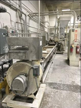 Sterling Strand Die Pelletizing Line