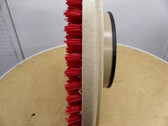 "NEW 16"" Drive Pad, Red Brush Floor Scrubber- The Malish Corporation NP-9200"