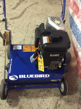 Bluebird Power Rake Thatcher  Briggs Engine 900