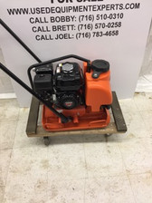 Multiquip MVC82VHW Honda GX160 Plate Compactor with Water Tank, 17'' Tamper-NEW