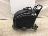 "Powr-Flite PAS17BA-BC Battery Powered Automatic Scrubber 17"" w/ Pad Driver"