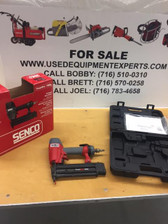 "SENCO 18-Gauge Brad Nailer FinishPro 18MG, 2-1/8"" 18-Gauge Brad Nailer SENCO 18-Gauge Brad Nailer FinishPro 18MG, 2-1/8"" 18-Gauge Brad Nailer NEW"