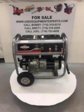 NEW!Portable 6250 Watt Briggs& Stratton Generator Gas Powered Portable OMV