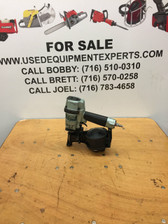 Used Hitachi NV45AB2 7/8-Inch to 1-3/4-Inch Coil Roofing Nailer (Side Load