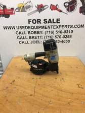 Used PORTER-CABLE COIL350 Round Head 1-1/2-Inchto3-1/2-Inch Coil Framing Nailer