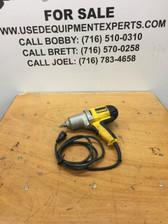 Used DEWALT DW292 7.5-Amp 1/2-Inch Impact Wrench with Detent Pin Anvil
