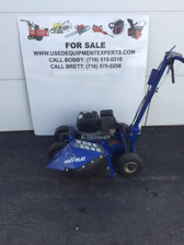 Used Bluebird Bed Bug Landscape Edger Honda Engine BB550A WalkBehind Gas Trimmer