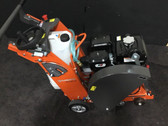 Husqvarna FS400 LV Concrete Asphalt Walk Behind Road Floor Water Cooled Saw New