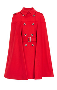 Tabitha Cape (Red)