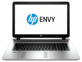 HP Envy 17T-K000 17.3 HD Display Touchscreen, i7-4710HQ Processor, 2.5GHz, 16GB RAM, 1TB Hard drive, with Quad Speakers and Two Subwoofers