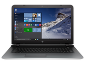"HP Pavilion 17T-G100, 17.3"" HD+ Display (1600x900) , i7-6500U Processor, 2.5GHz, 16GB RAM, 1TB Hard drive, with Bang and Olufsen PLAY with 2 speakers"
