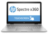 HP Spectre X360 15-AP007NA, UHD (3840X2160), i7-6560U, 2.2GHz, 16GB RAM, 512GB Solid State Drive