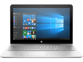 "HP Envy 15-AS000 Series, 15.6"" Full HD Display (1920X1080) Touchscreen, i7-6500U, 2.5GHz, 12GB RAM, 256GB Solid State Drive"