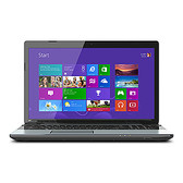 Toshiba Satellite S55-A5188 Laptop, Up to 3.4GHz, Intel Core i7-4700MQ, 12GB RAM, 1TB Hard drive, DTS Sound with Harman Kardon Speakers