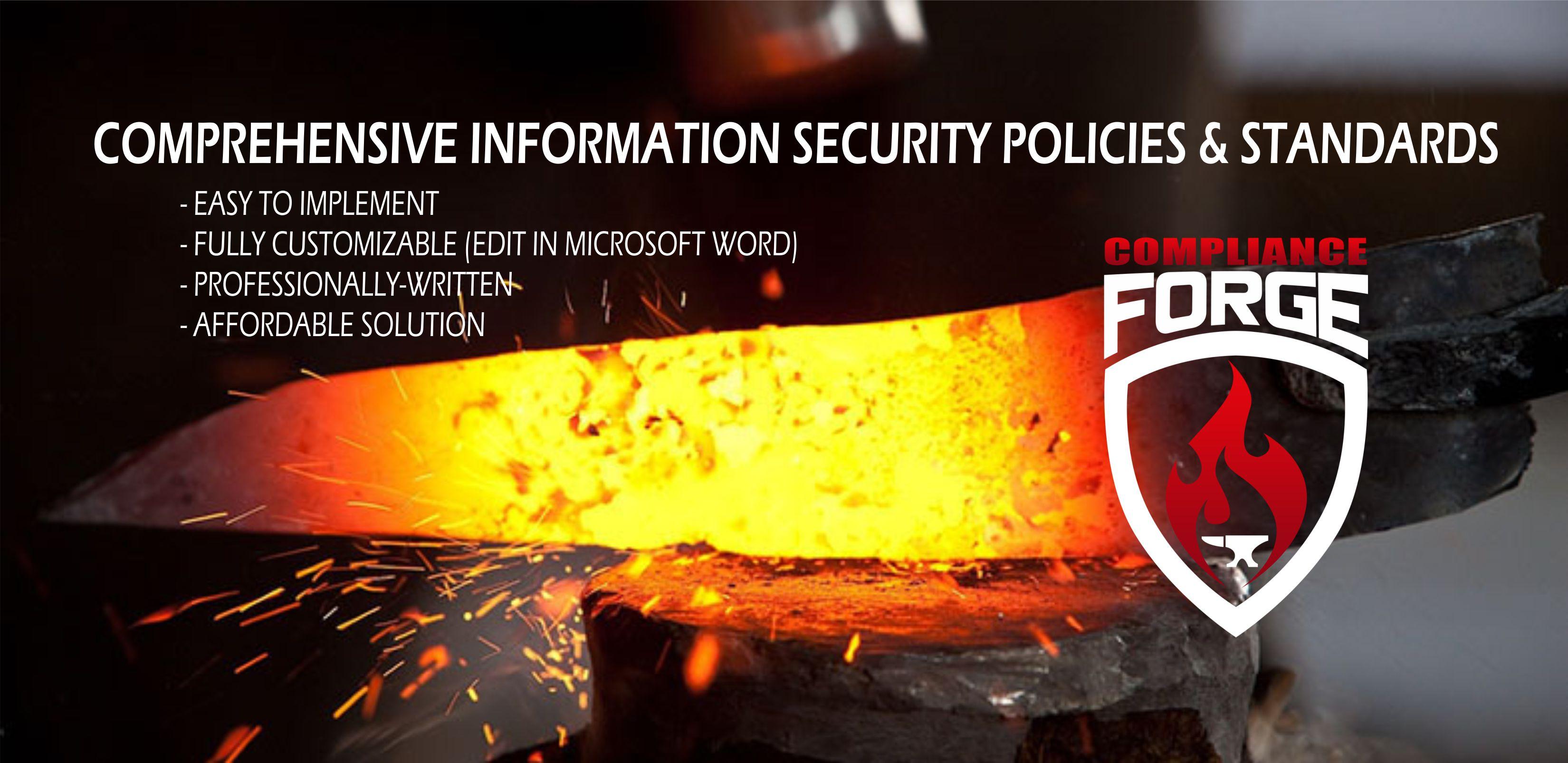 Information Security Nist Information Security Standards - Information security policy template nist