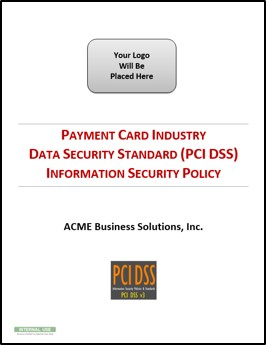 pci compliance security policy template images template design ideas