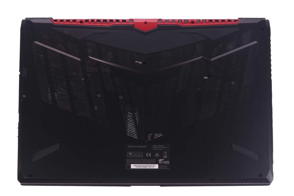 Eluktronics Pro-X P957HR Special Edition Premium NVIDIA® GeForce® GTX 1070 Max-Q VR Ready Gaming Laptop