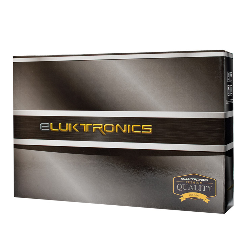 Eluktronics P650 Series 15.6-Inch NVIDIA® GeForce® GTX Gaming Laptop