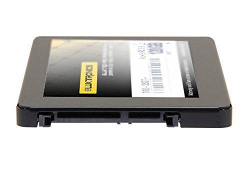 Eluktro Pro Performance 128GB SSD SATA III (6 GB/s) MLC 2.5-Inch 7mm Internal Solid State Drive